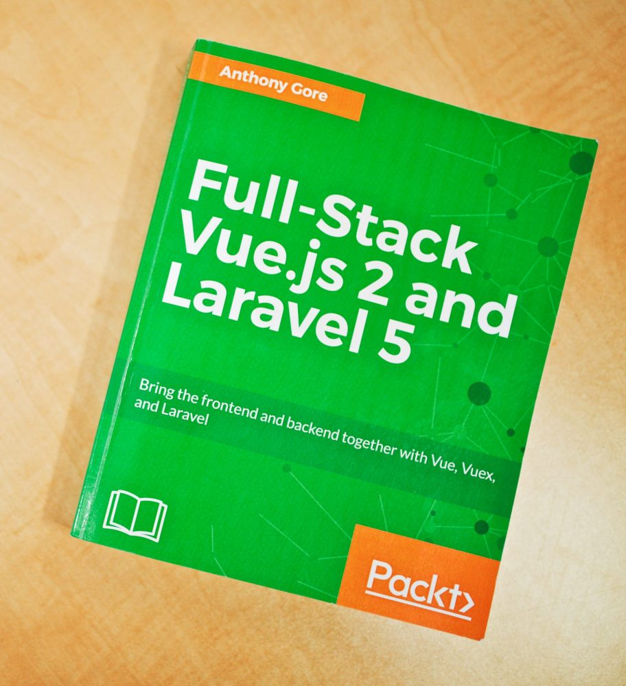 Full Stack Vue js book - Steadfast Collective